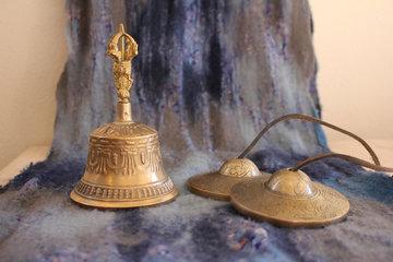 Tingsha-Glocke-&-Dorje