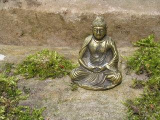 Buddha-Mini-Statuen
