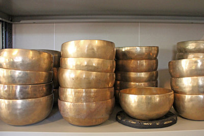 Klangschale bengalen Durchmesser 16 bis 19 cm