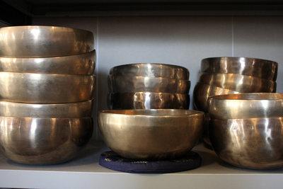Klangschale bengalen Diameter 20-22 cm