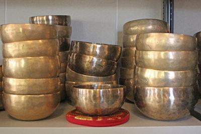 Klangschale bengalen Durchmesser 13 bis 15 cm